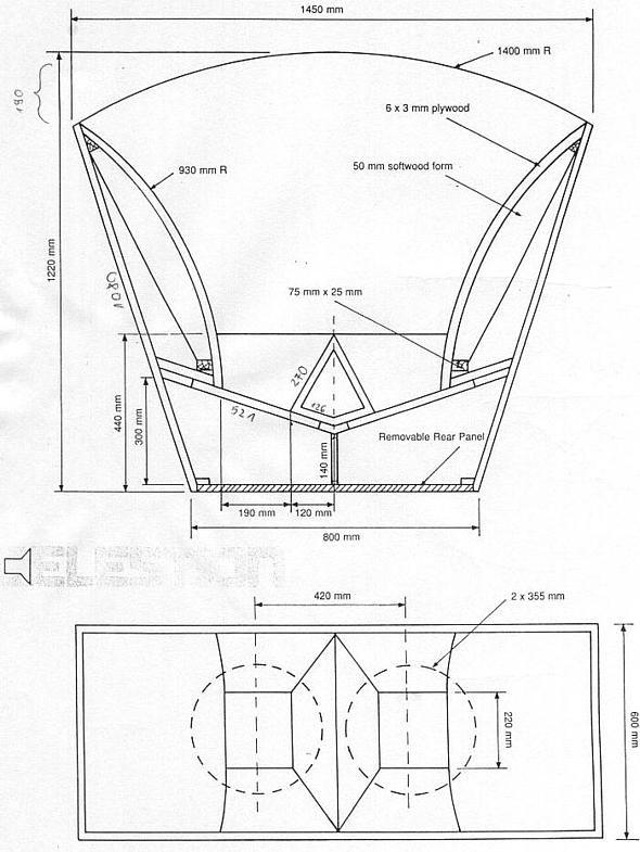 BASS HORN четежи-1 (Plan