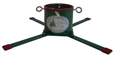 Jr Partners 122591 7 Heavy Duty Tree Stand 7 Trunk Steel By Jr Partners 55 99 Santa S Sturdy Tree With Images Tree Stand Tree Stand Accessories Christmas Tree Stand