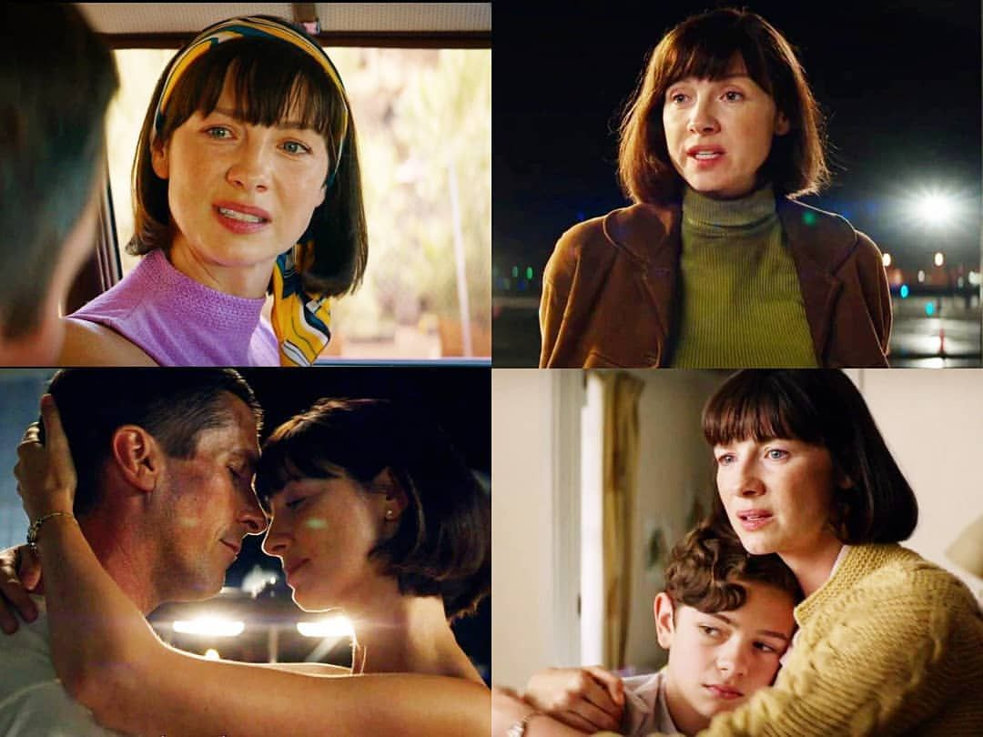 Caitriona As Mollie Miles In Ford V Ferrari Producer James Mangold About Mollie And Caitriona She Und Caitriona Balfe Husband Outlander Jamie Ford
