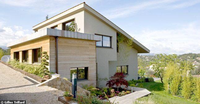 NEEL (thierryneel) on Pinterest - orientation maison sur terrain