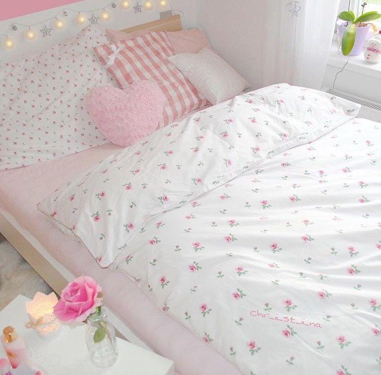 𝐠𝐥𝐜𝐬𝐬𝐲𝐧𝐜𝐭 ༣ཾ྄   Aesthetic bedroom, Pastel room, Kawaii bedroom