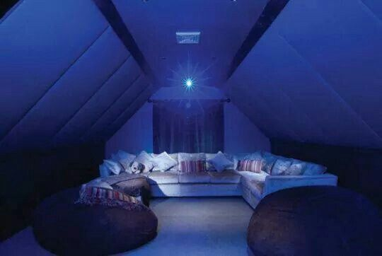 Movie space! | Dream Home Ideas | Attic theater, Home ... on coved ceiling designs, flat ceiling designs, angled ceiling designs, coffered ceiling designs, small ceiling designs, tilted ceiling designs, slanted ceiling designs, open ceiling designs, vaulted ceiling designs, slanting ceiling designs, commercial ceiling designs, square ceiling designs, kitchen ceiling designs, ceiling fan designs, corner ceiling designs, metal ceiling designs, beadboard ceiling designs, interior ceiling designs, curved ceiling designs,