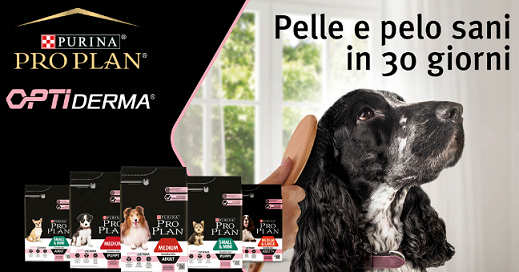 Diventa Tester Purina Pro Plan OptiDerma con The Insiders
