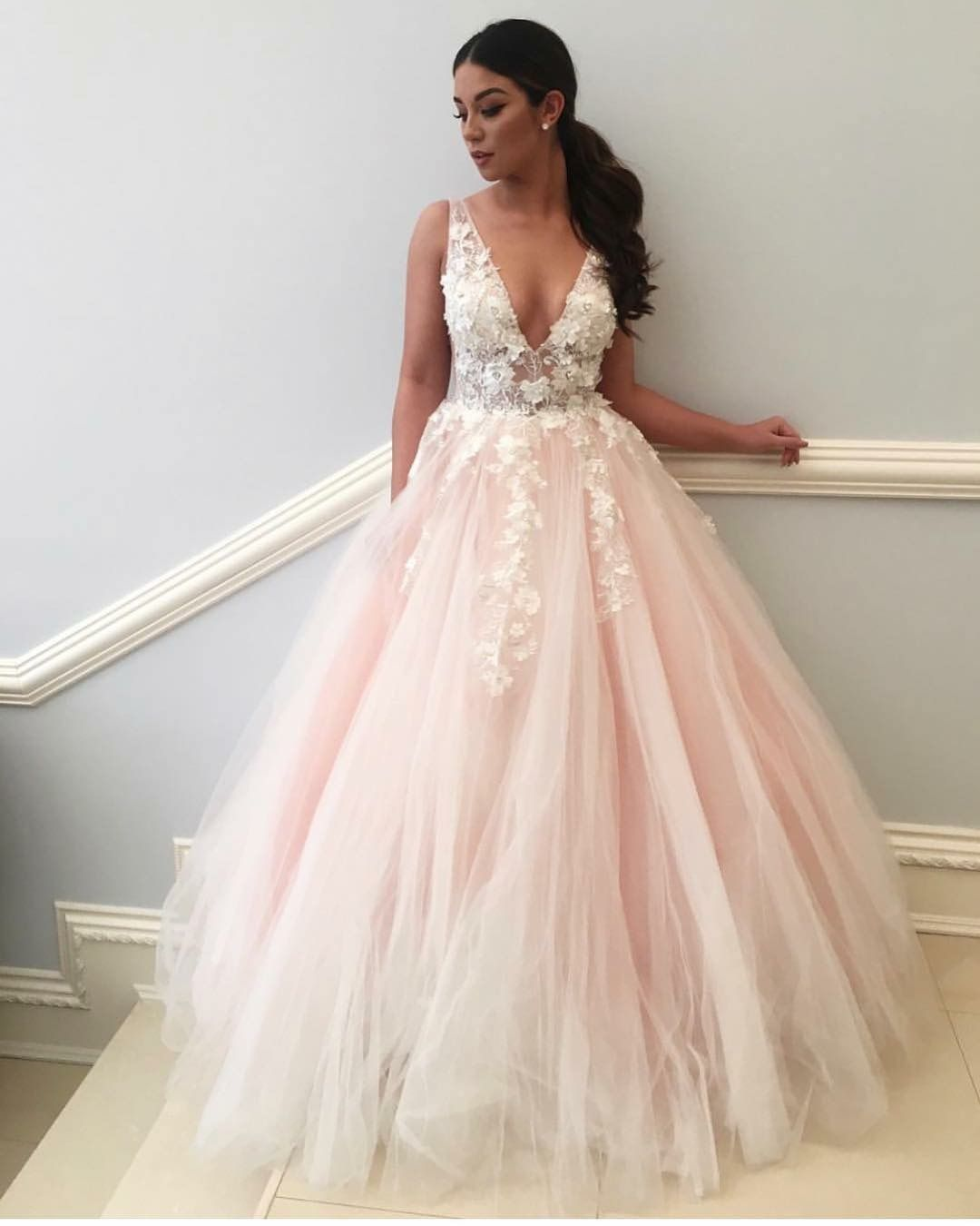 0cb9de0afa This Jovani  55634 gown would be so pretty as bridesmaids or a bridal gown!  Also comes in off-white