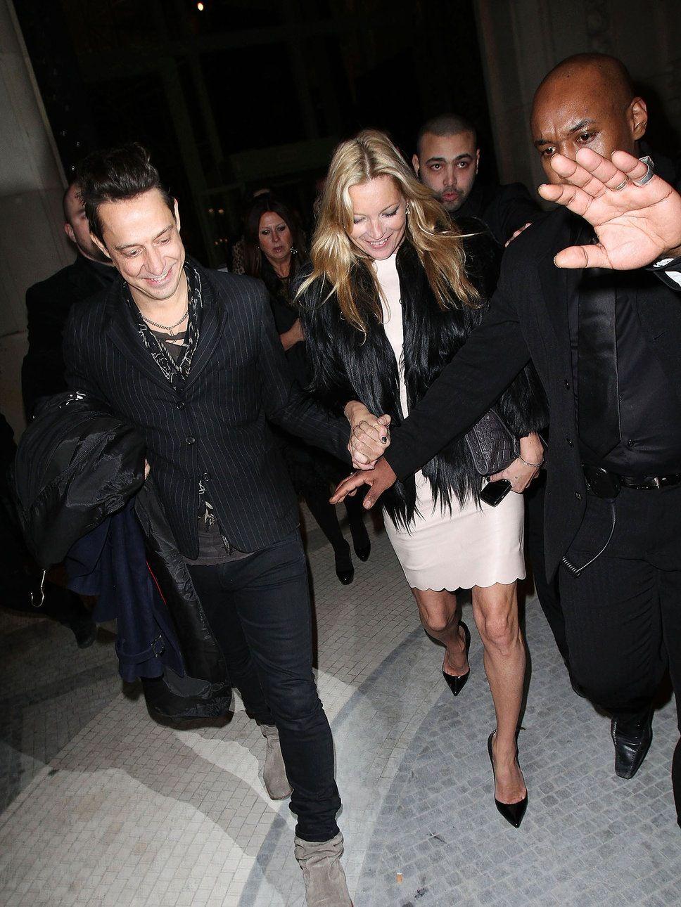Kate and Jamie Hince, 2011