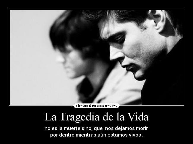 La Tragedia De La Vida Frases De Amor Frases Y