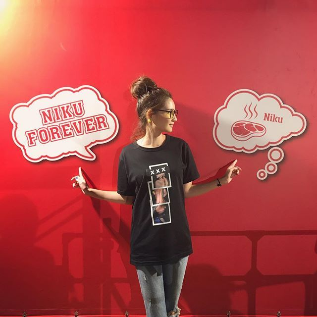 🍖🍖🍖 I ❤️ NIKU 🤤 #meat#beef#steak#niku#festival #food#fashion#ootd#code#osaka#fall #autumn#love#smile#happy#happiness #肉フェス#肉#食#ファッション#秋#大阪