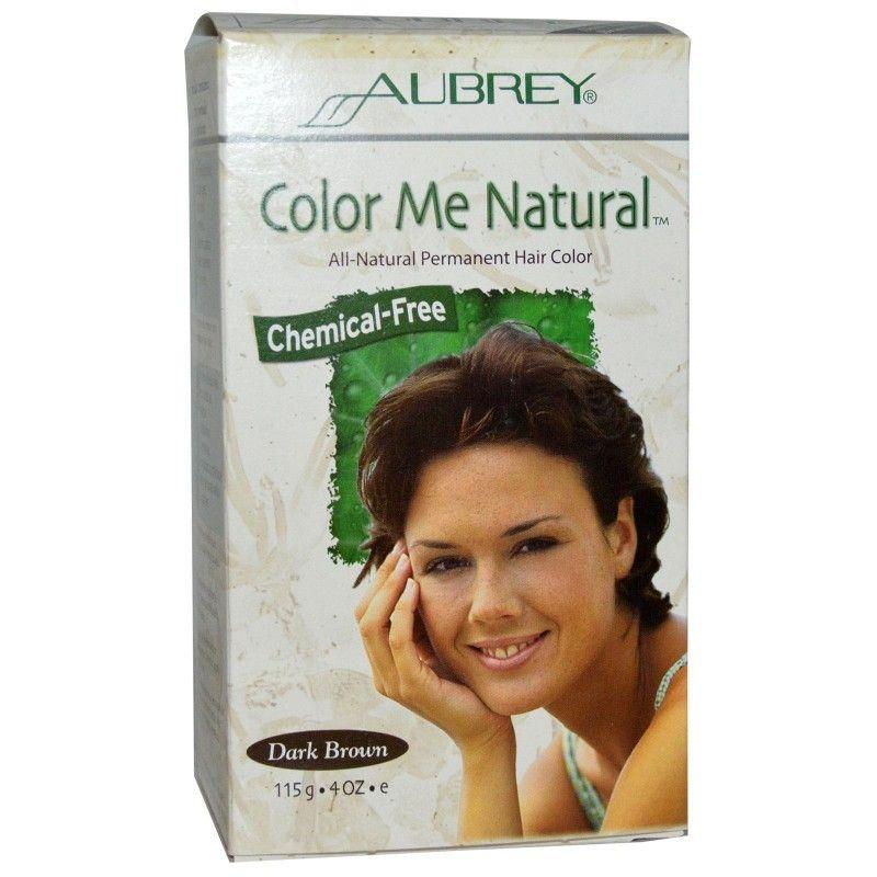 Buy Aubrey Color Me Natural 100 % Natural Permanent Hair Color at ...
