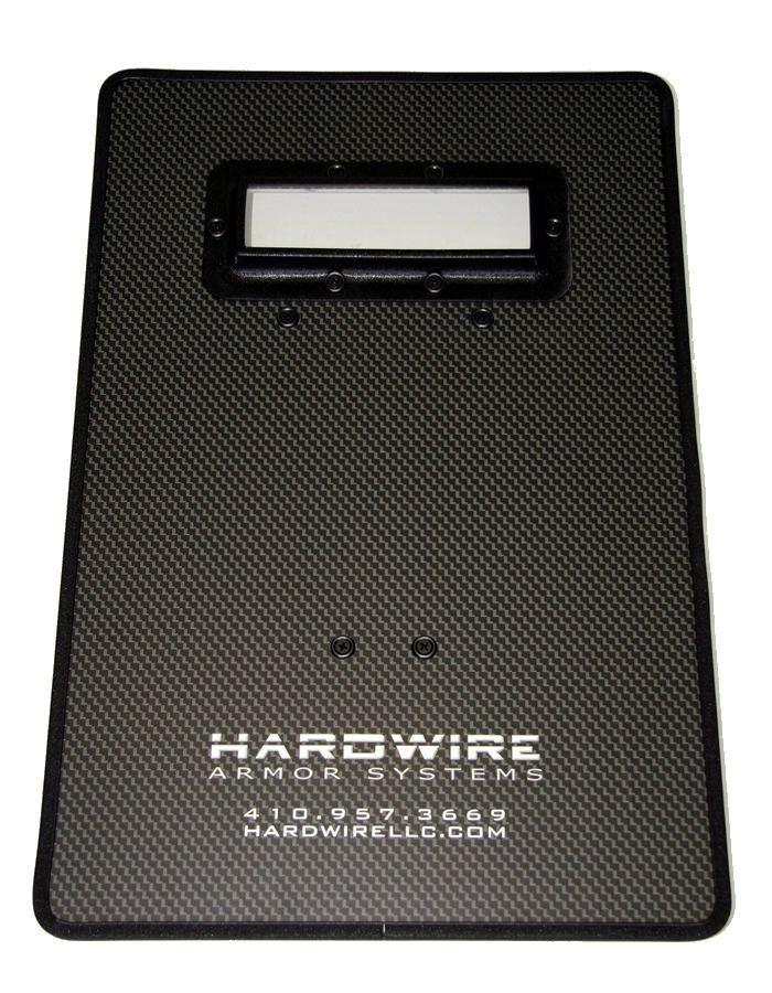 Hardwire Ballistic Shields W View Port 20x30 Level Iiia Dyneema 7 Lbs 0 30 Thickness Handle Tactical Shield Ballistics