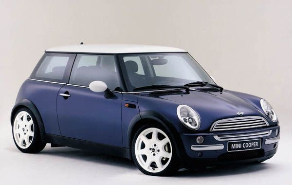 mini cooper white top a must body blue turquoise or black