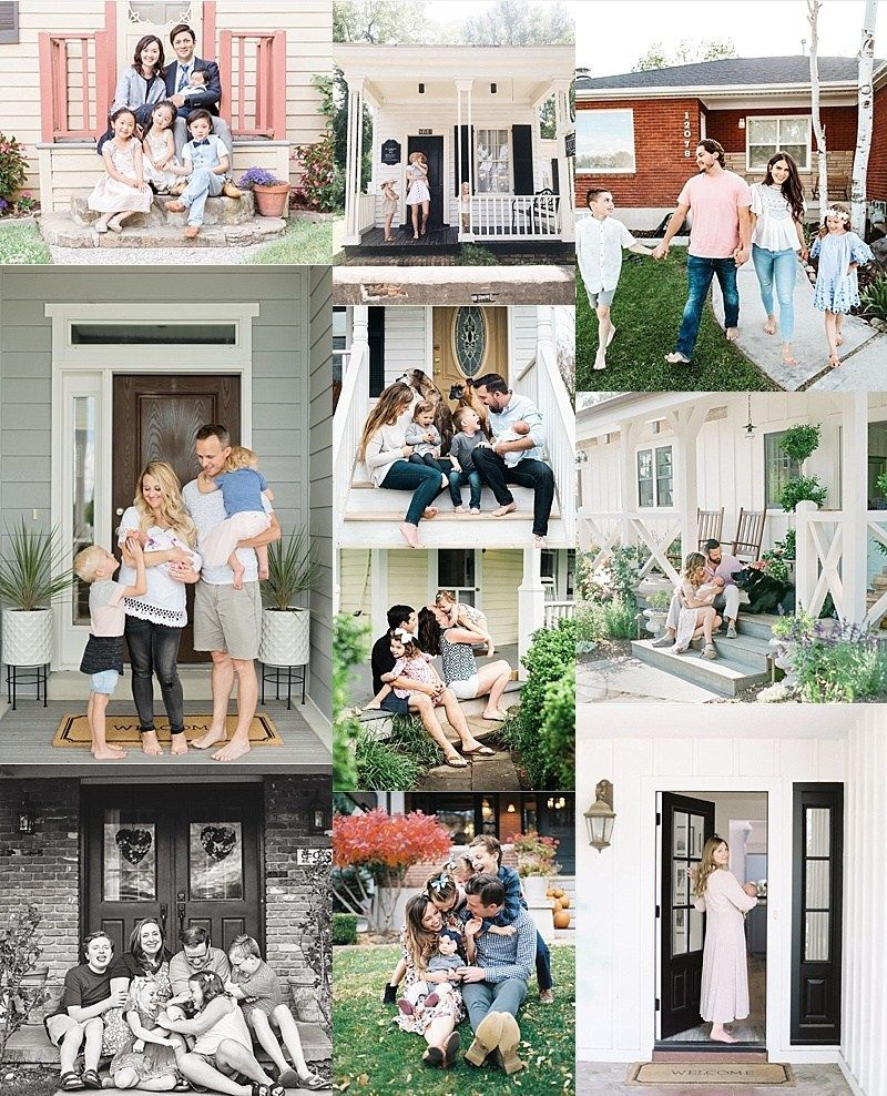Front Porch Family Photos Instagram Feature Friday The Family