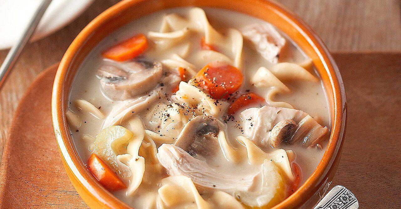 9e4fd3c403d2bf271b2e74a5e0b28c7e - Better Homes And Gardens Chicken Noodle Soup