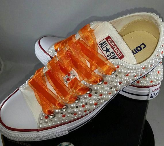 3b9ecc5296eb Looking for the cutest custom converse  Look no further! These beauties are perfect  for