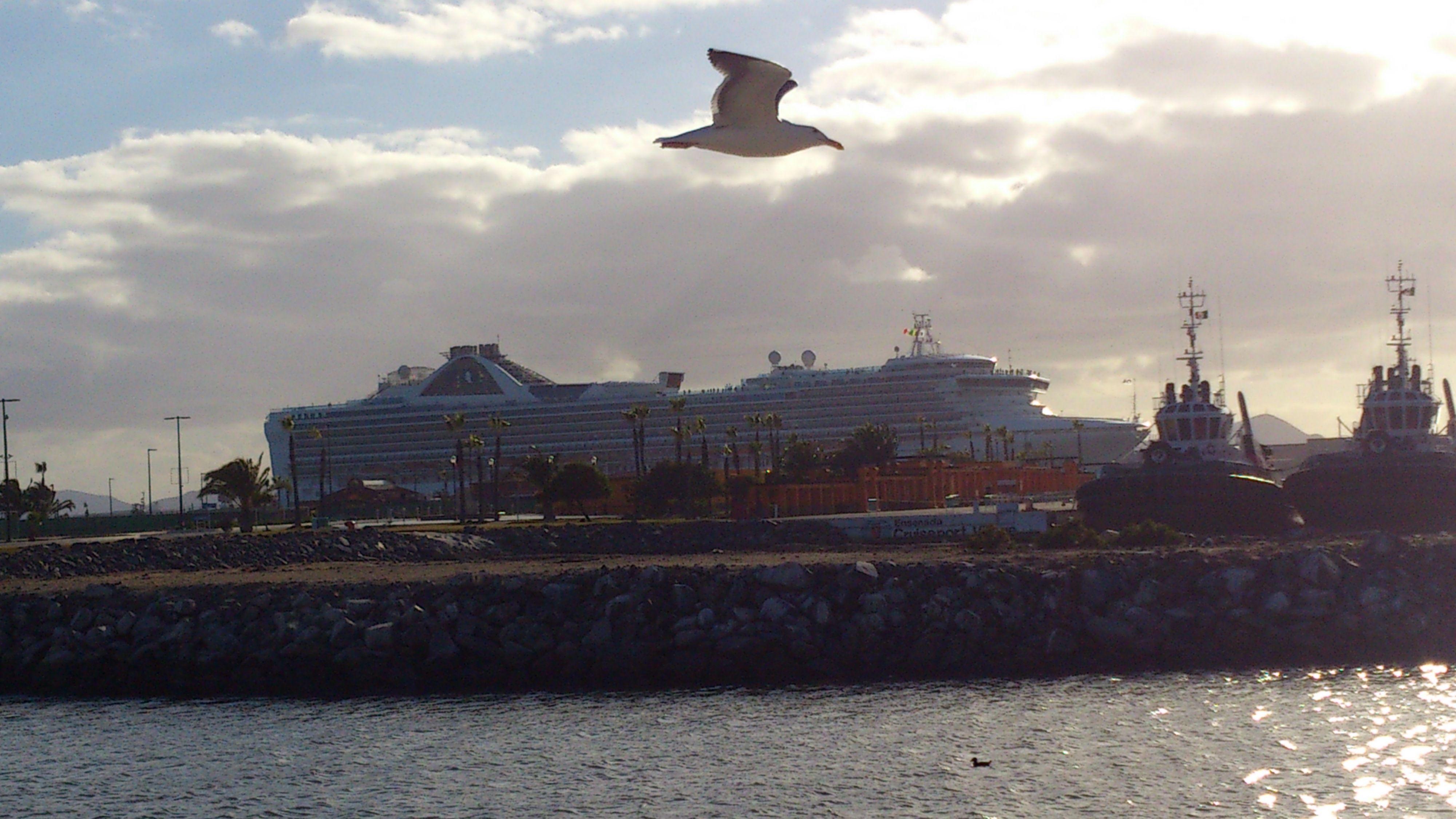 Puerto de Ensenada B.C. Mêxico