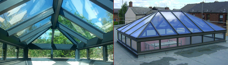Pitched Glass Roof Google Search Lightwell Windows