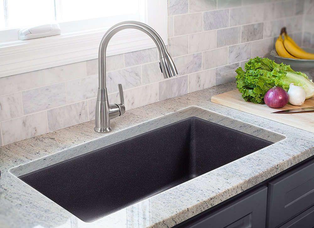 Granite Composite Sinks Buyer S Guide Design Ideas Pictures