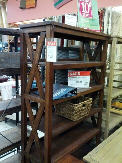 World Market Verona Bookcase