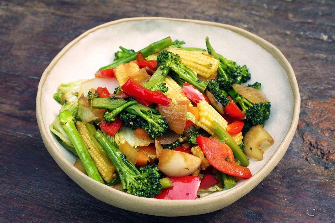 Ensaladita De Verduras Baby Verduras Ensaladas De Verduras Ensaladas
