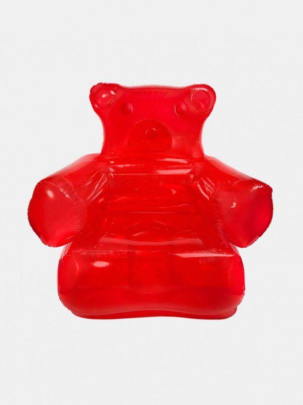 For 9 Year Olds Thumbsup Gummy Bear Chair Bear Chair Inflatable Chair Kidsroom Decor