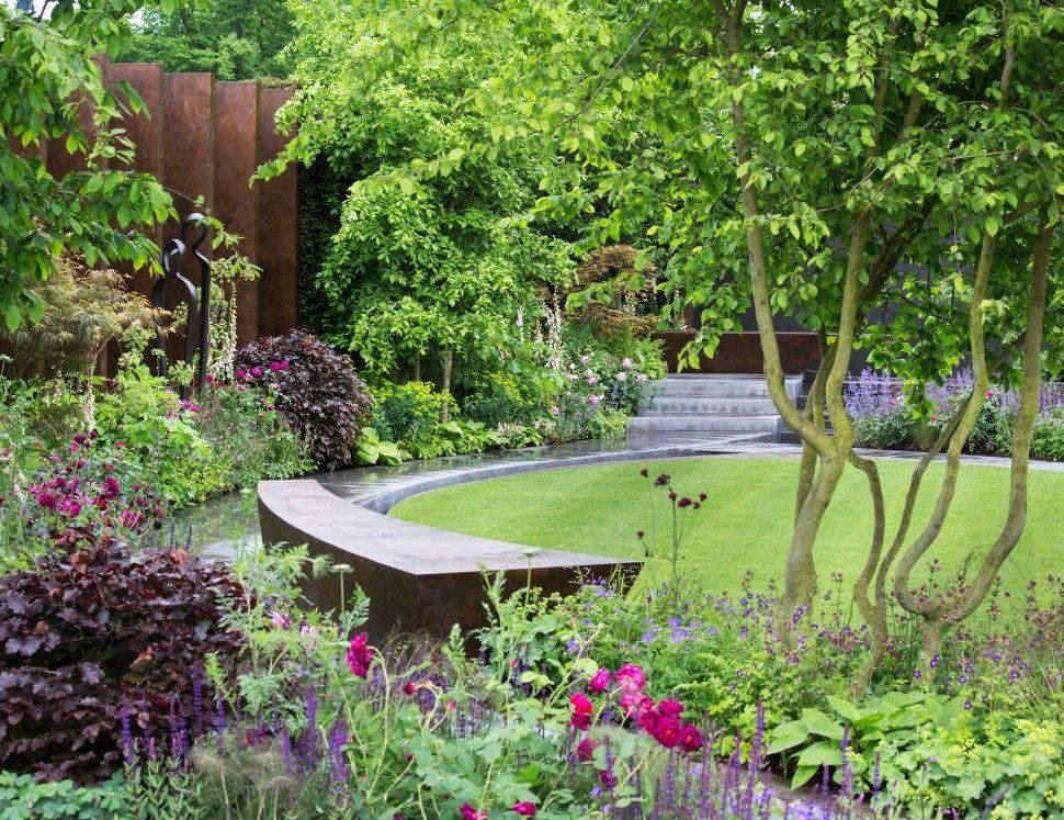 Landscape Gardening Design Landscape Gardening Newark On Trent Dizajn Sada Dizajn Ozelenenie Planirovka Sada