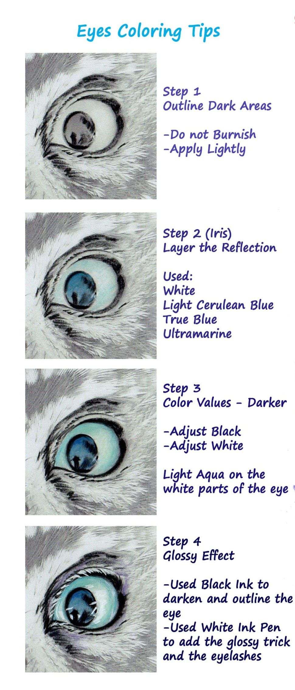 A Downloadable Guide To Coloring Grayscale Eyes Feathers Grayscale Coloring Books Grayscale Coloring Book Art Drawings