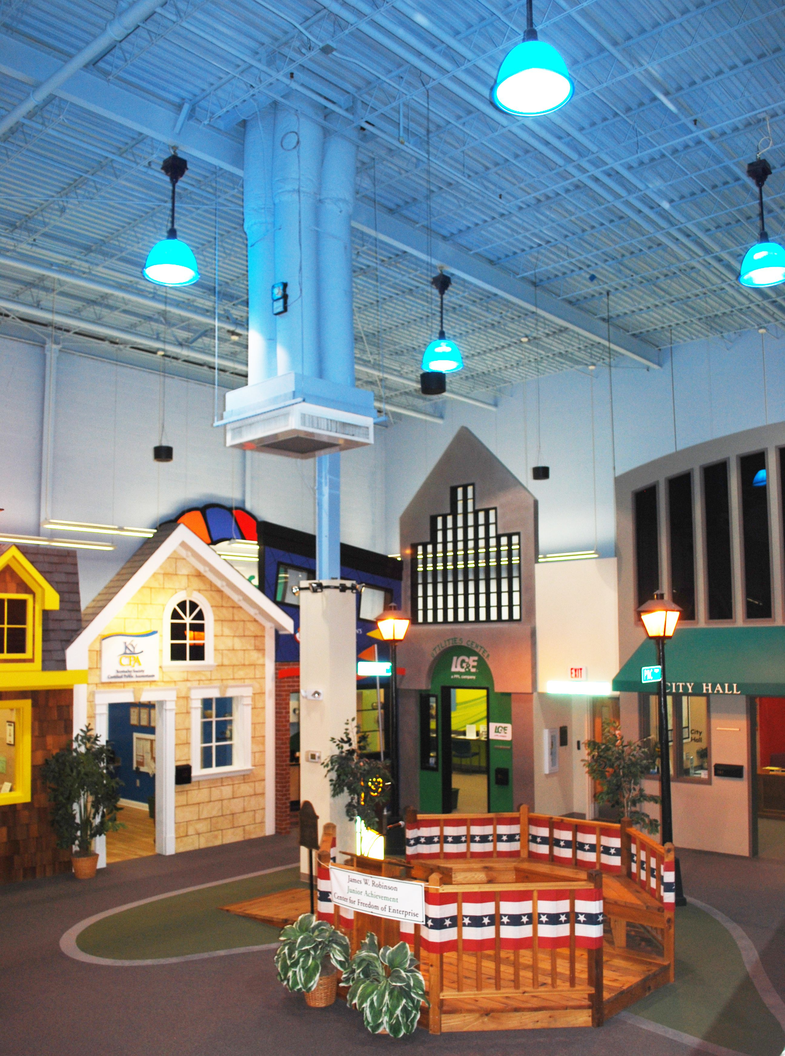 Sam Swope Louisville Ky >> Sam Swope JA BizTown® | Junior achievement, House styles ...