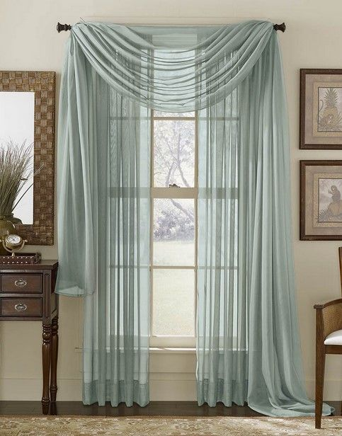 Pictures Of Different Ways To Hang Curtains As Your Diy Decorations Curtains Drapes Curtains Window Treatments Sheer