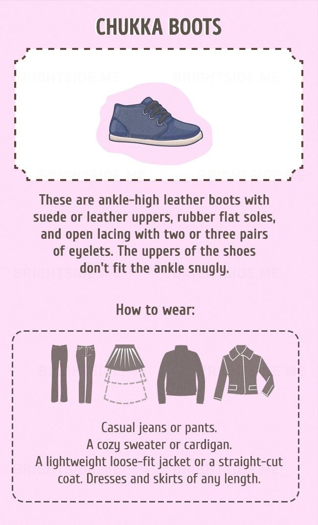 An amazing style guide to women's shoes