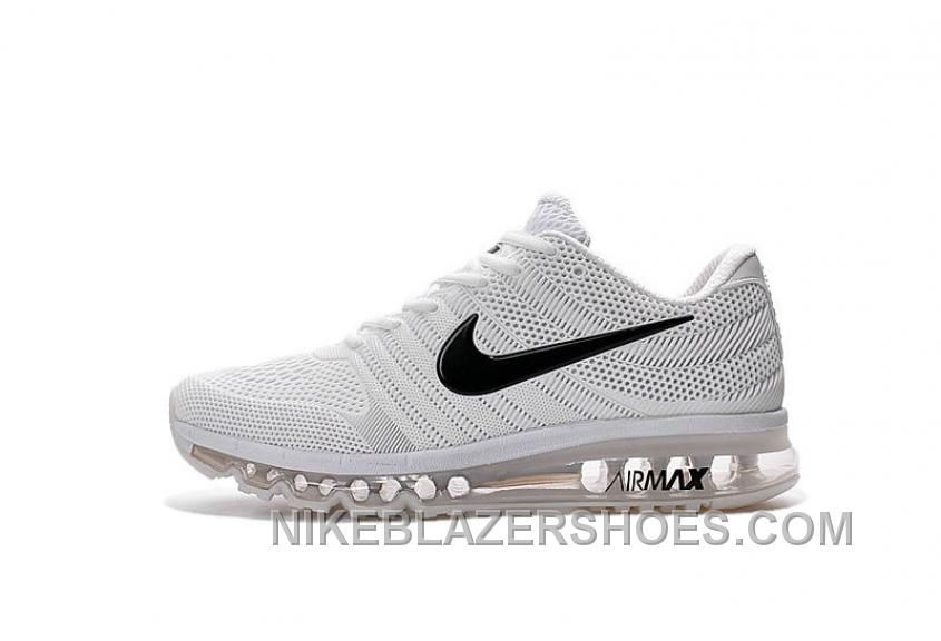 Nike Air Max 2017 KPU White Black Authentic NKsbM6 | Cheap