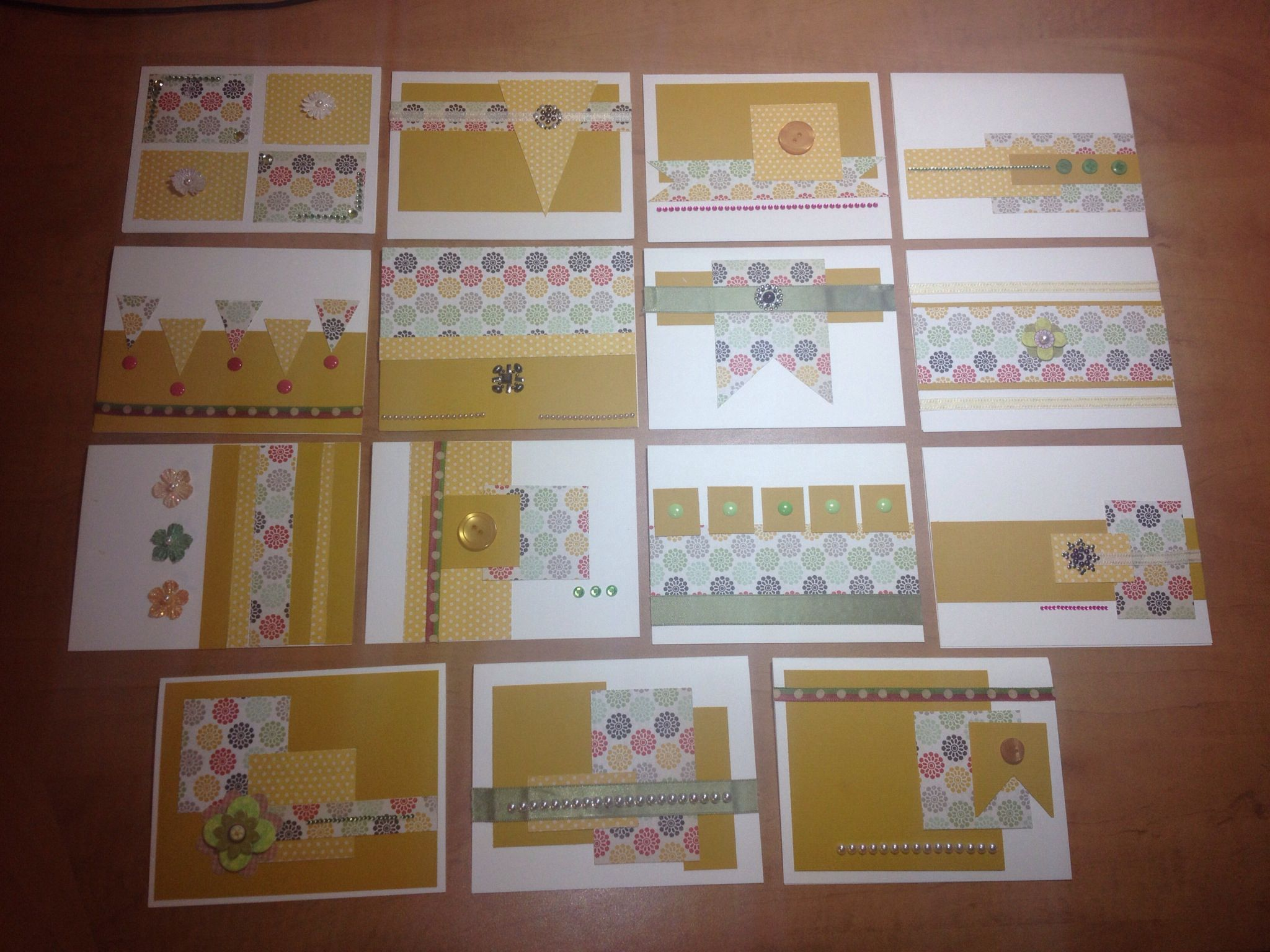 One sheet wonder cards | Crafts | Pinterest | One sheet ... - photo#34
