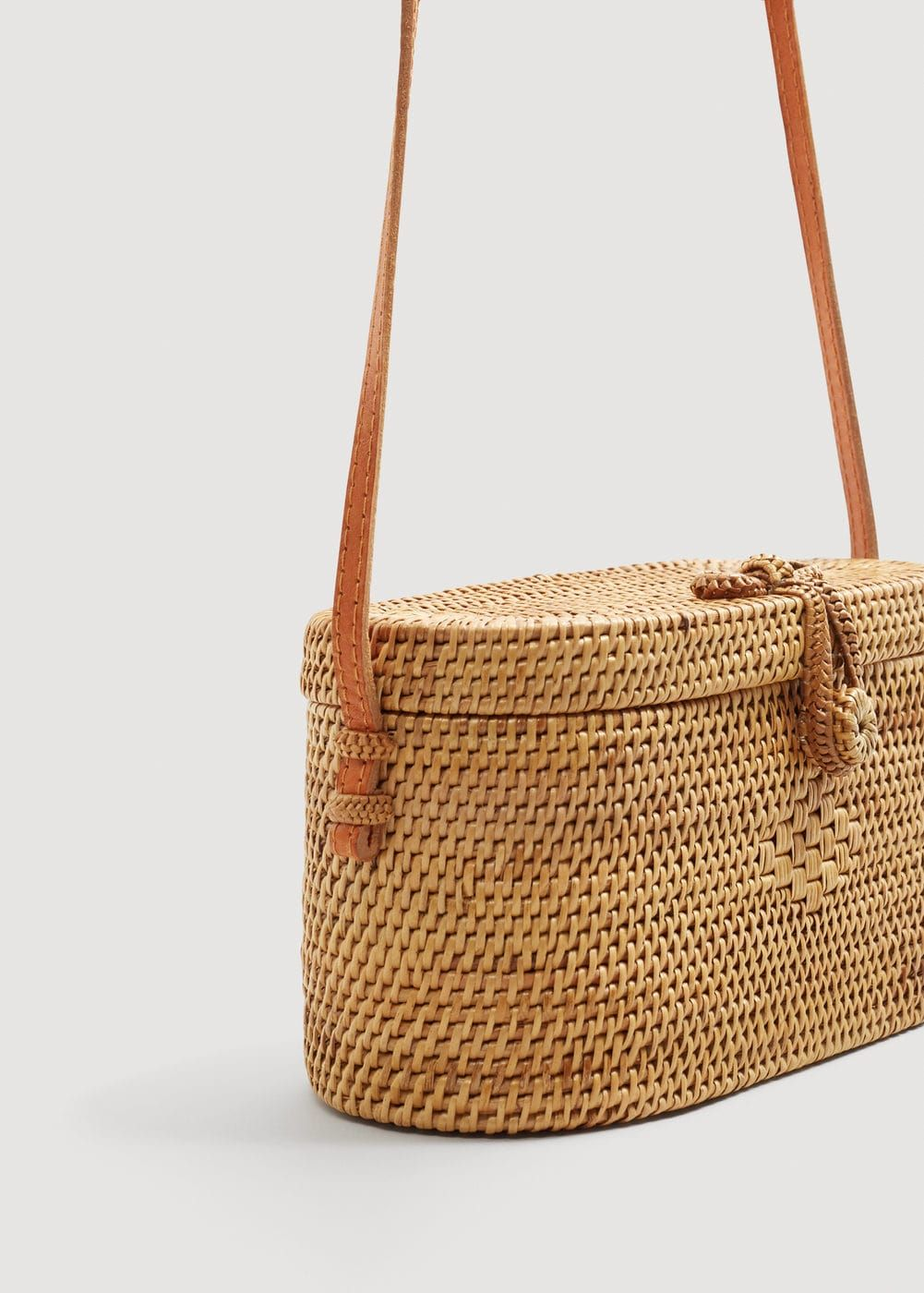 17c8e95cd612 Handmade bamboo coffer bag - Women | Waiting for summer | Bags 2018 ...