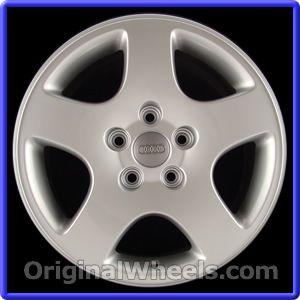 Oem 1996 Audi A4 Rims Used Factory Wheels From Originalwheels Com Audi Audia4 A4 1996audia4 96audia4 1996 1996audi 1996a4 Audir Jetta Mk3 Audi Rines
