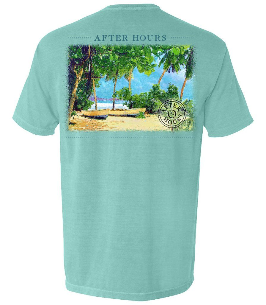 Caribbean Islander With Images Clothing Co Comfort Colors