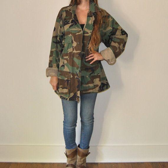 e458d6db5de7b camo fatigue jacket - Google Search Army Fatigue, Army Clothes, Army  Camouflage, Army