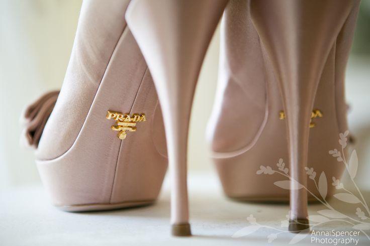 Gorgeous Prada Wedding Shoes