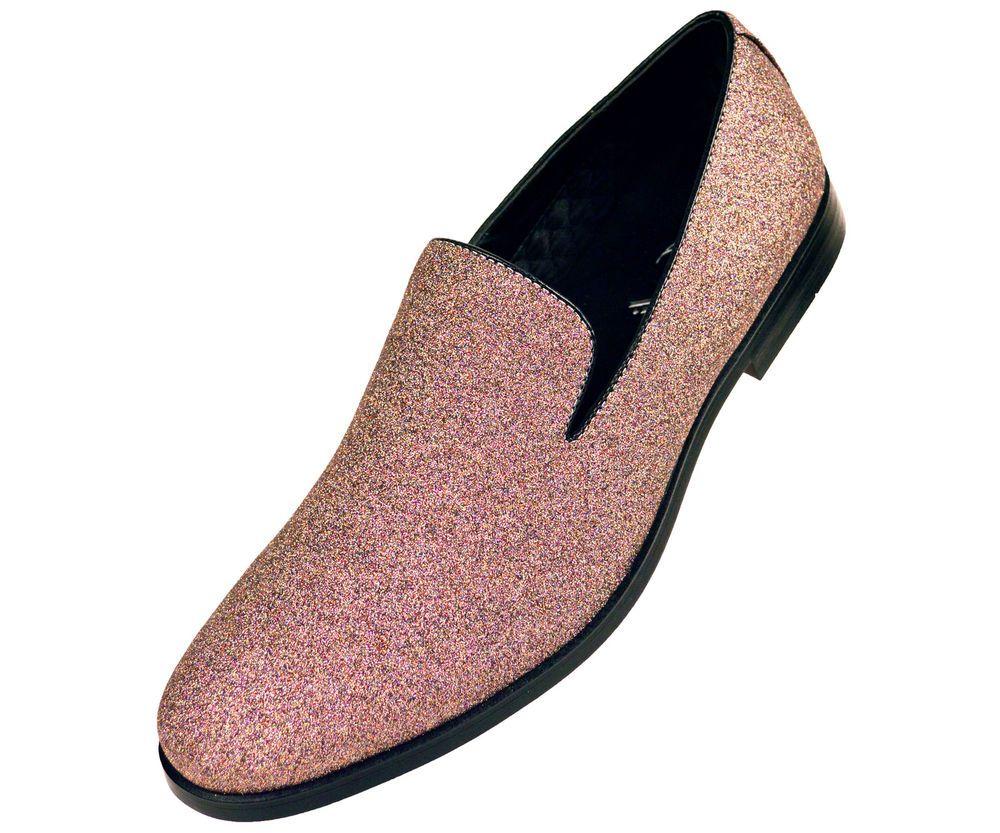 c231d36cf27 Amali Mens Multi Color Glitter Chinese Slipper Slip On Tux Dress Shoe  Busby-462  Amali  DrivingMoccasins