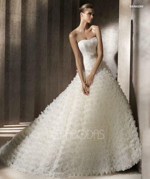 vestidos de novia modelos nuevos | vestidos de novia modelos | pinterest