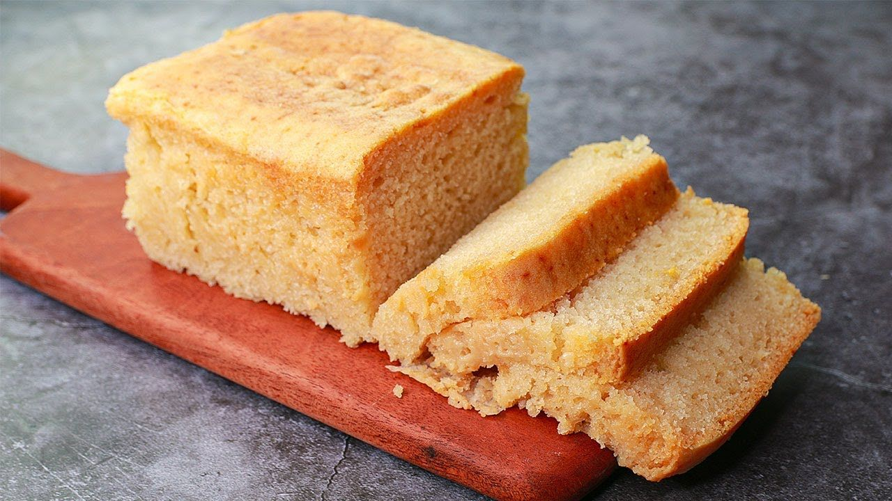 Eggless Pound Cake Without Oven Eggless Sponge Cake Recipe Yummy In 2020 Sponge Cake Recipes Eggless Sponge Cake Cake Recipes