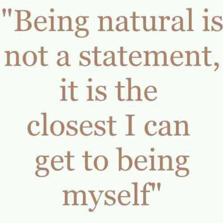 Naturally Me
