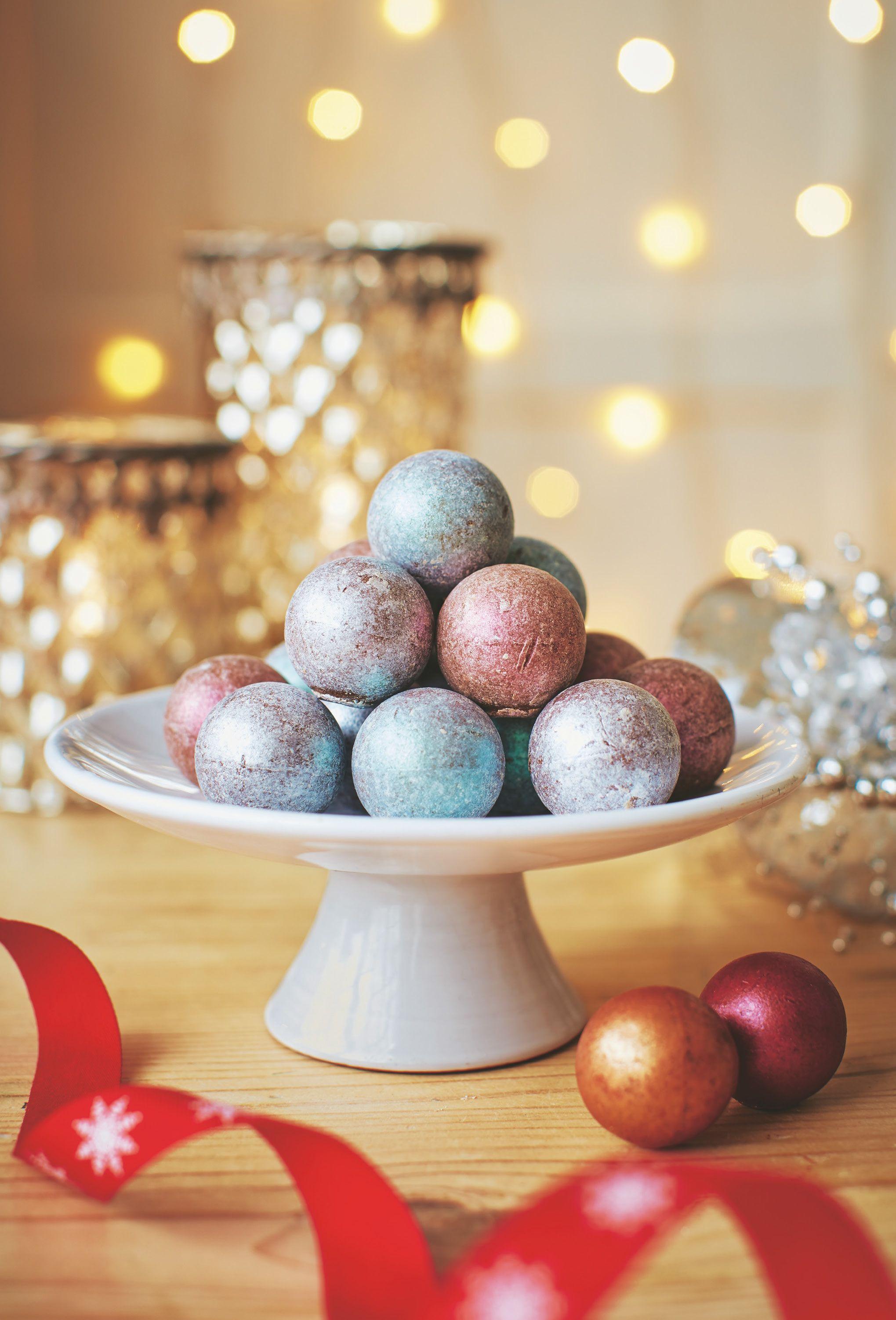 Mixologist Belgian Chocolate Truffles | Chocolate truffles ...