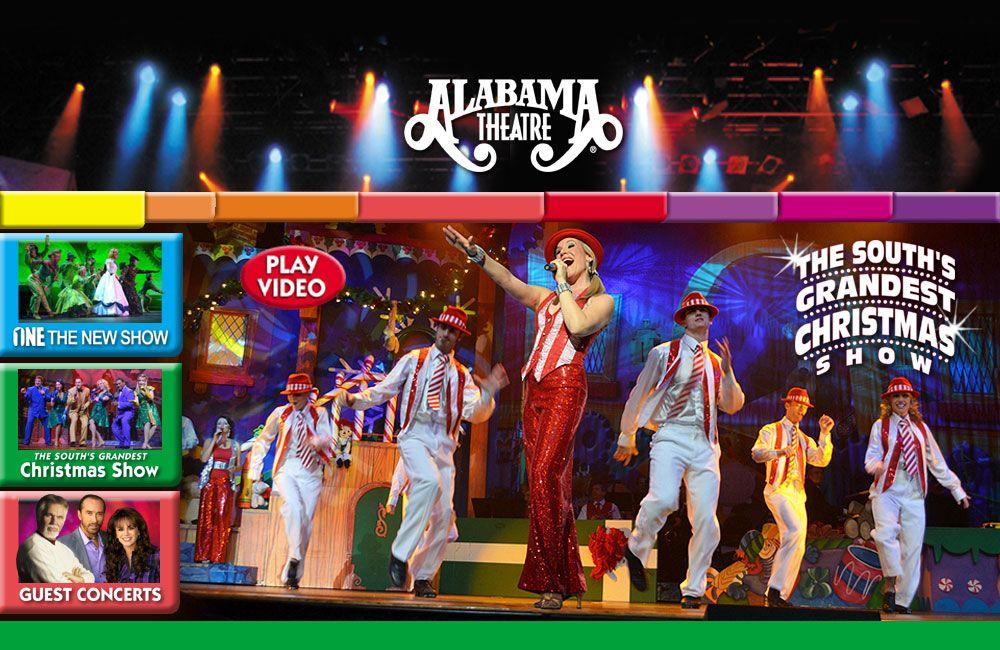 alabama theatre myrtle beach sc - Alabama Theater Christmas Show