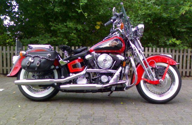 H D Heritage Softail Classic Harley Davidson Harley Harley Davidson Bikes