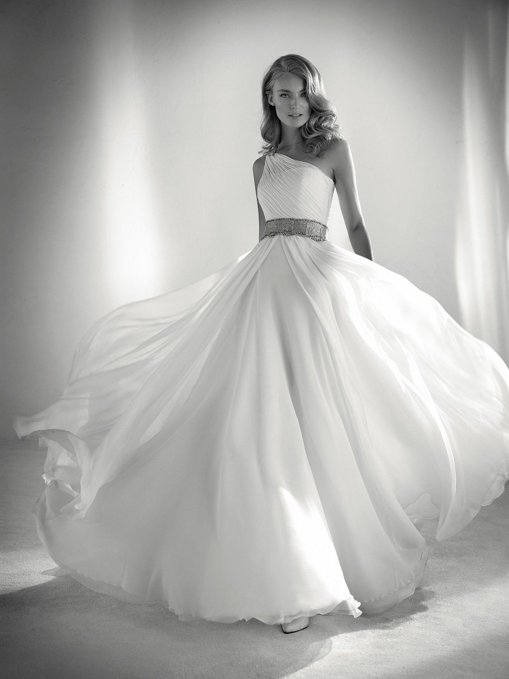 Long wedding dress  Vestido de novia manga larga  Vestidos de novia  Pinterest