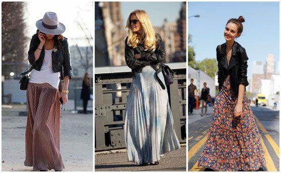 comprare on line 5463c 8a396 gonna-lunga-falda-larga-moda-donna-2014   Clothes and ...