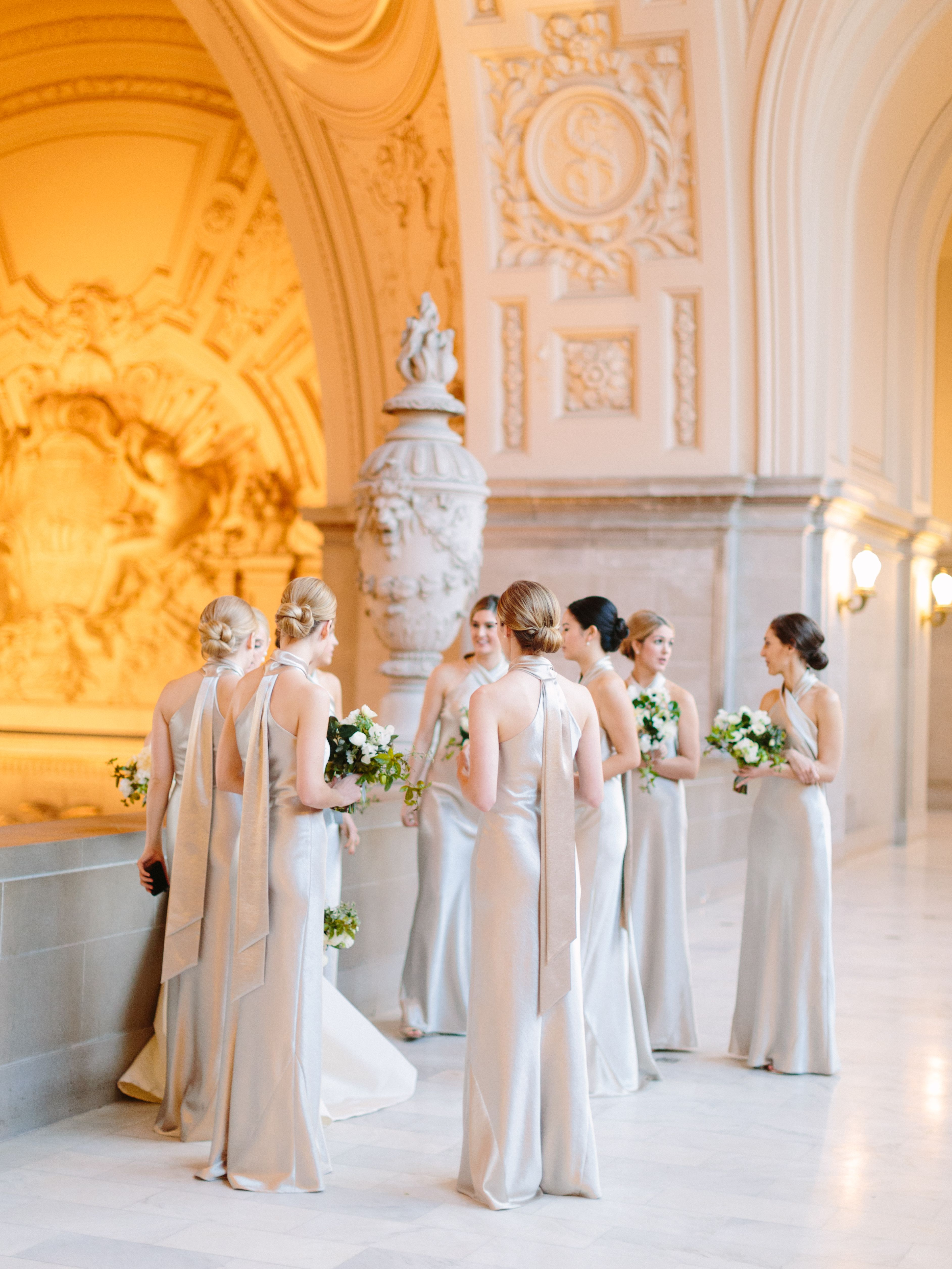 Beautiful Galvanbride Sidney Has Chosen Galvan London Bridesmaid Dresses For Her Wedding London Bride Bridesmaid Dresses Bridal