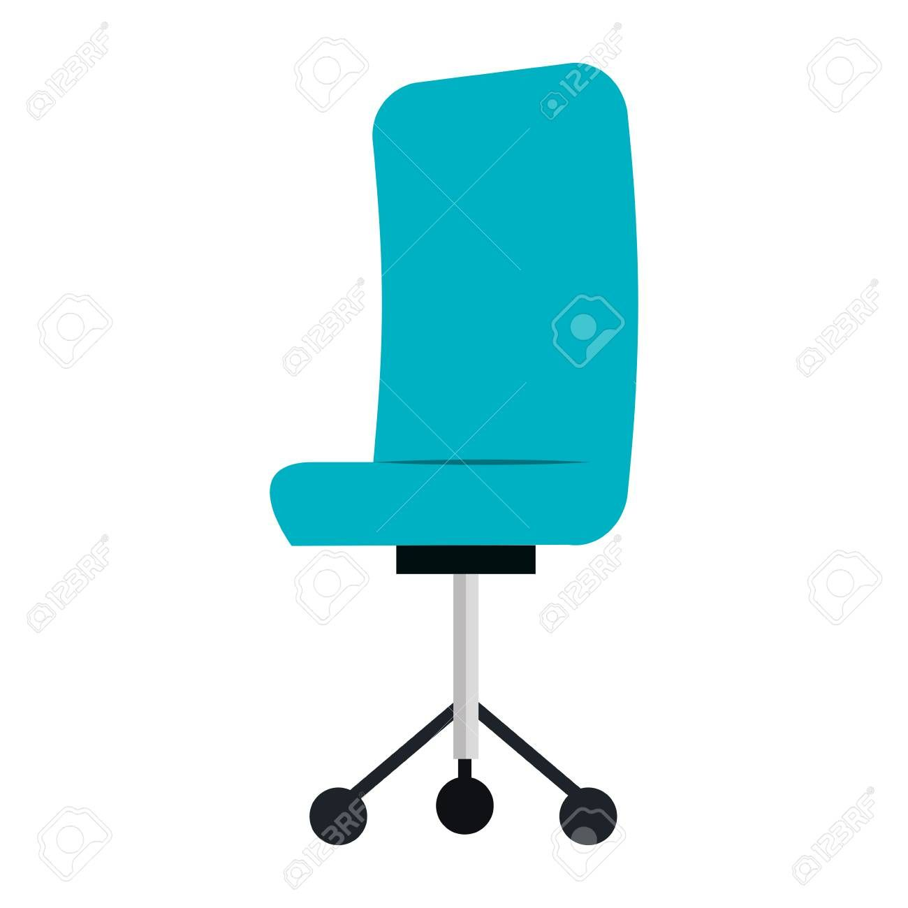 Office Chair Isolated Icon Vector Illustration Design Spon Isolated Chair Office Icon Vector Illustration Design Office Chair Illustration Design