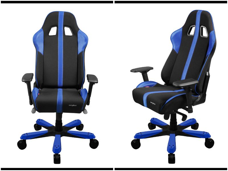 lcs gaming chair restoration hardware egg dxracer big size king black and blue fncwin gamer americanoffice officechair