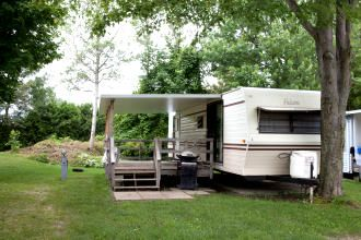 Sauble Beach Resort Camp - Sauble Beach Ontario