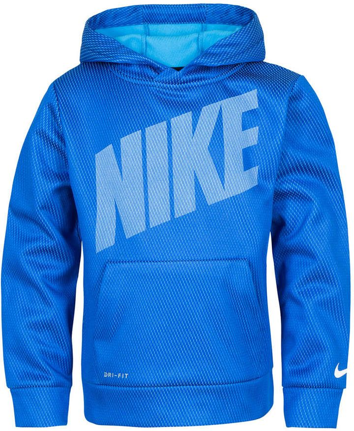dbbc1cfe0b Nike Toddler Boys Therma-fit Mesh Pullover Hoodie in 2019 | Products ...