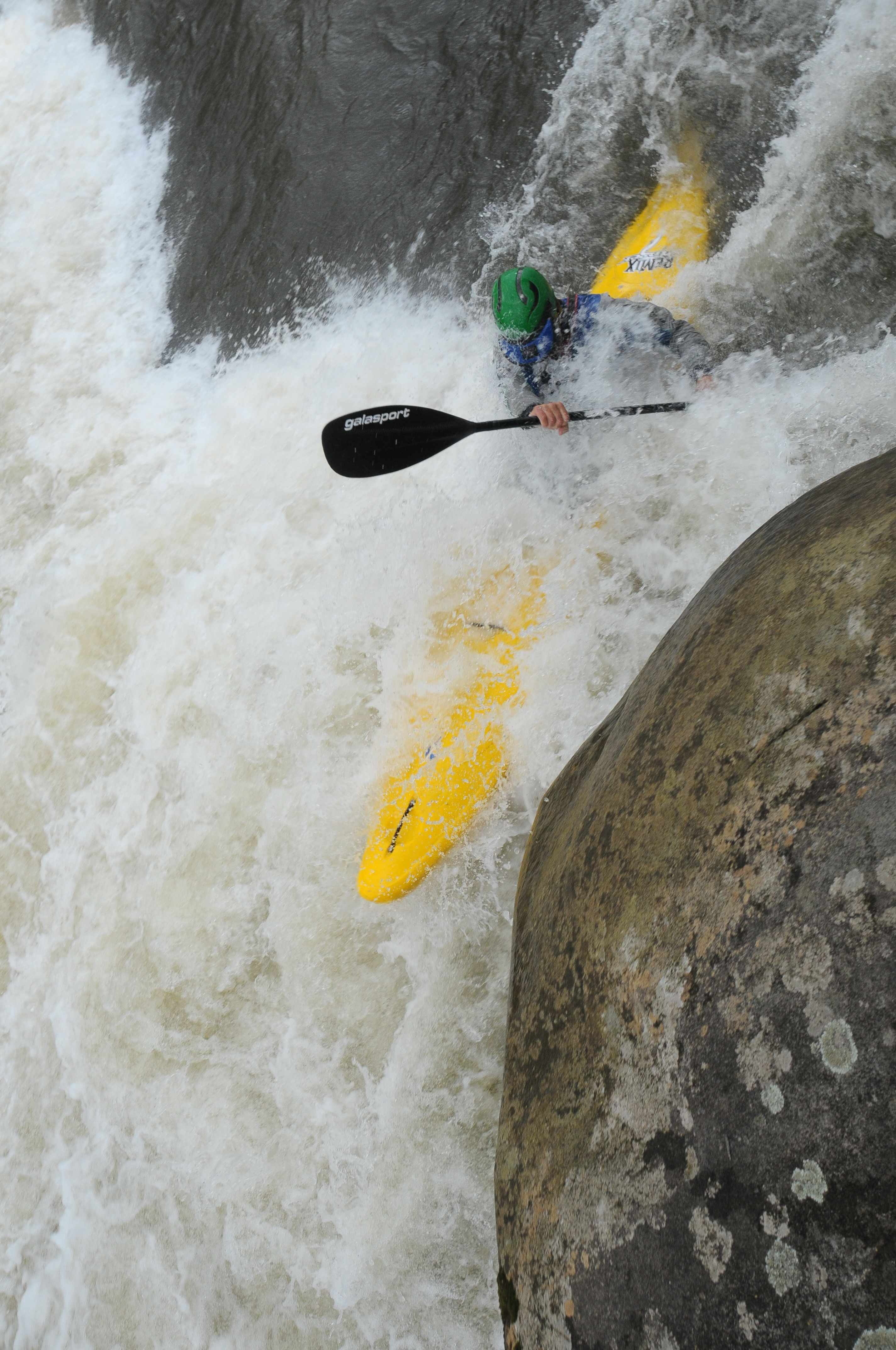 Kayak Wilderness Voyageurs Guides Sure Know How To Do It Upper Yough River